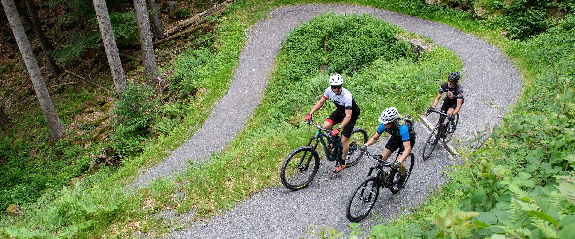 Bike et gravel