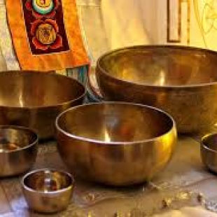 Méditation et bain sonore à Salanfe