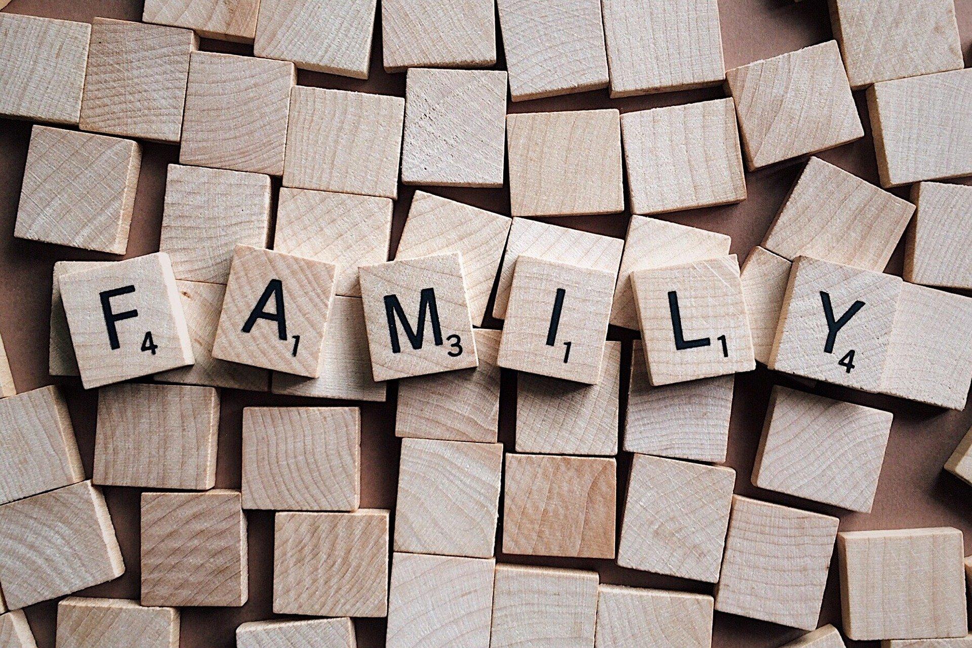 Chèques famille