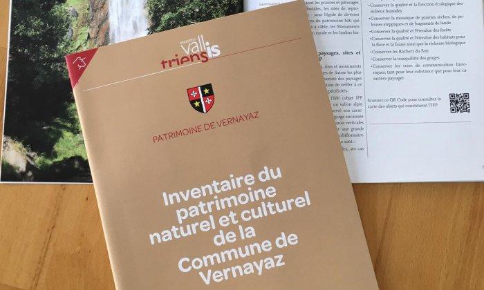 Inventaire du patrimoine naturel et culturel de Vernayaz
