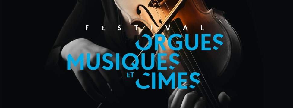 Orgues, Musiques et Cimes : flûte de pan et harpe
